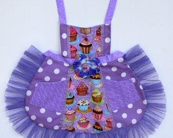 Cupcake Girls Apron
