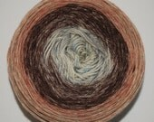 Mister Tumnus Panoramic Gradient, 150g Greatest of Ease, dyed to order