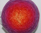 Fashion Week Panoramic Gradient, 150g Lavish, dyed to order
