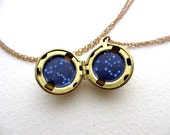 Custom Constellations Locket
