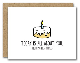 Sarcastic boss card etsy printable printable birthday card instant download printable card happy birthday card friend bookmarktalkfo Image collections