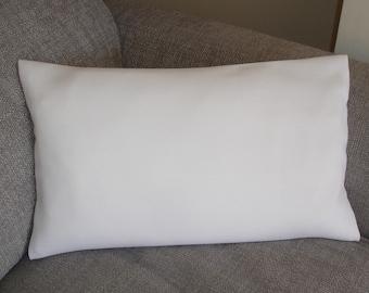 Euro sham pillow cover 26x26 fuschia pink charcoal by for Euro shams ikea
