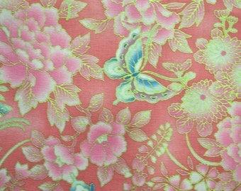 Bliss Love - Cotton Linen Fabric - half yard