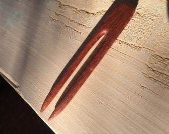 Hair Fork: Lacewood I