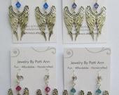 Angel Wing Earrings -