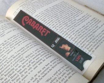 Cabaret Recycled Bookmark