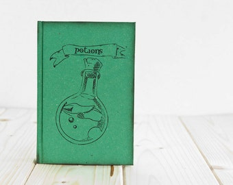 Potions Notebook