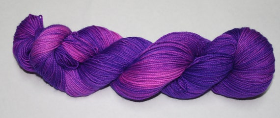 Knight Bus Hand Dyed Sock Yarn