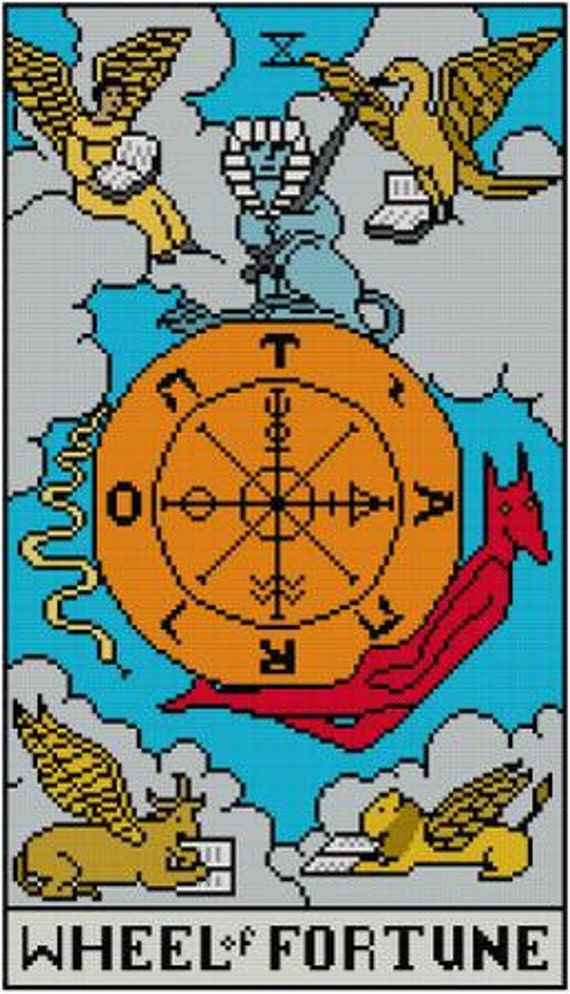 who are you in the tarot pdf