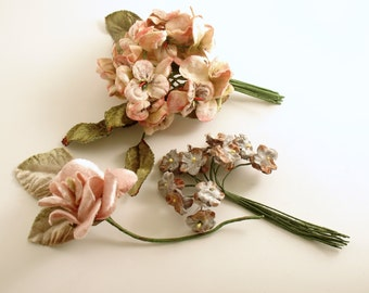 Flower Picks Corsage Picks Floral Stems Wedding Bouquet Millinery