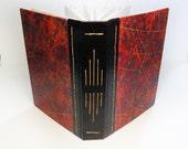 Journal, Art Journal, Writers Journal, Handbound Book, Guest Book, Hand Made Book, Blank Book, Mixed Media Journal, Sketch Book