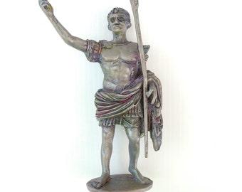 Roman for Sale. Rare Miniature Figure for Your Miniature Garden, Dollhouse Museum, Custom Painted, Rare, Unusual, OOAK