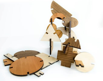 Free Form Shape Builder Toy