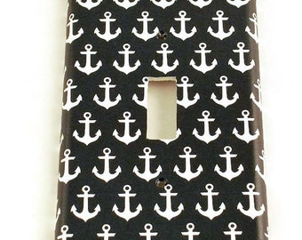 Switch Plate Light Switch Cover  Switchplate in Sail Away  (114S)