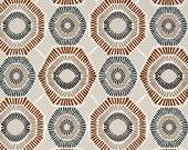 Premier Prints CHARM Caramel Macon Fabric - Yardage