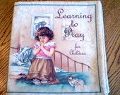Learning to Pray cloth book