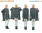 SALE 20% BABOOSHKA Vent-Tee Mini Dress T-Shirt
