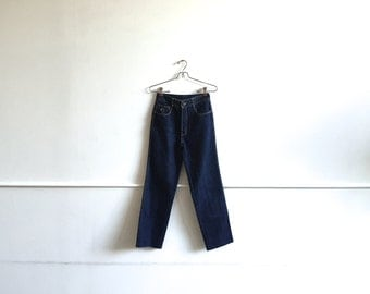 Vintage Jordache High Waist Denim Jeans.