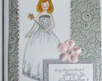 Fairy Godmother Card