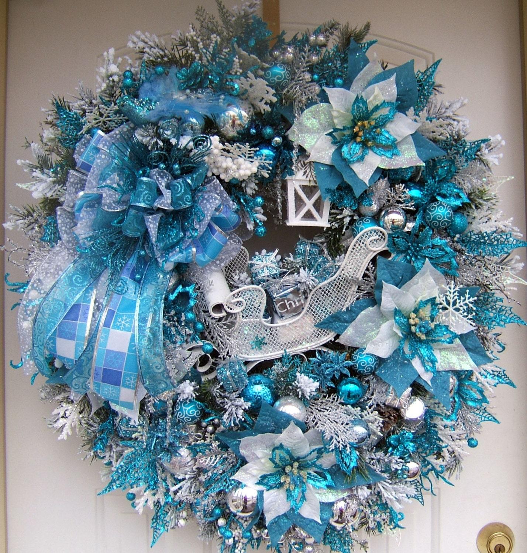 Beautiful Christmas Wreath Holiday Wreath Winter Wreath