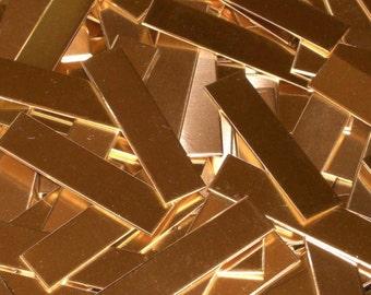 Bronze Tags - 20 Gauge, stamping blanks, metal blanks, Bopper, etching blanks, bronze bar blanks, embossing blanks, stamping supplies