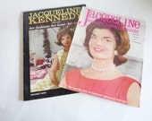 Set of 2 Jacqueline Kennedy Magazines