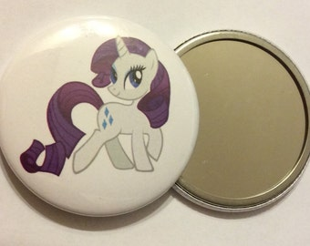 Pocket Mirror -My Little Pony