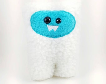Yeti Abominable Snowman Nubbin - Made To Order