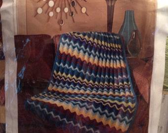 Mary Maxim knitting kit