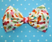 SALEBKawaii Mini Sweets Hair Bow Clip