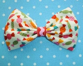 SALEBKawaii Mini Sweets Hair Bow Clip