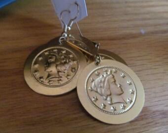 Roman coin dangles