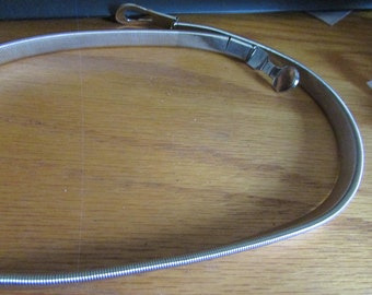 Spring belt