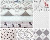 Fabric Bundle by Lewis & Irene The Glen   fat Eighths tissu