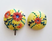Prototype Sale: Portuguese Knitting Pin, Magnetic Knitting Pin, Knitting Hook