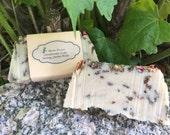 Handmade Honey Vanilla Rose Soap