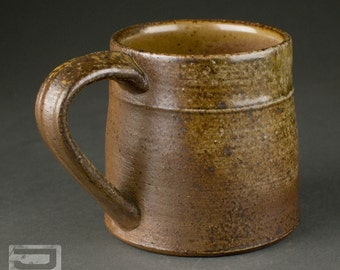 15 oz Salt-fired Stoneware Mug