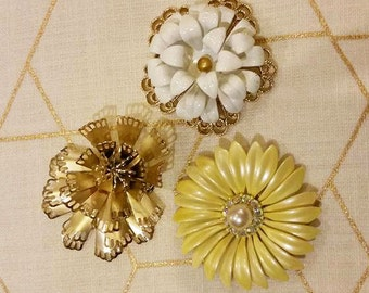 Sale - Brooch collection