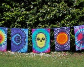 Tie Dye Dream Flags
