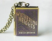 Wuthering Heights, Emily Bronte, English Lit, Victorian Era, Gothic Novel, Heathcliff, Classic Novel, Gift for Reader