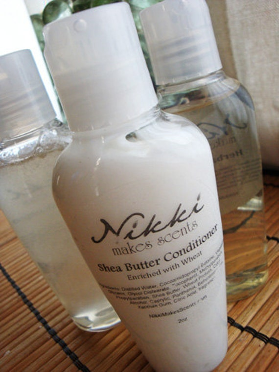 Shea Butter Conditioner SAMPLE