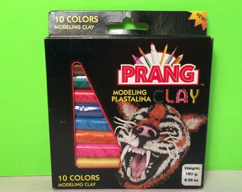 Prang Modeling Clay, 10 Colors