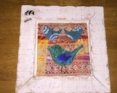 Quilted Wall Hanging   Birds