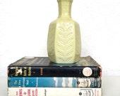 Celadon Bud Vase