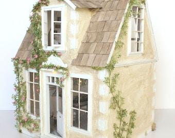 Grey Manor Custom Dollhouse