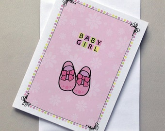 Baby Girl Shoes, Baby, Girl, Pink, New Mom