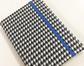 Nook Glowlight Plus Cover, Kindle Paperwhite Case, all sizes, Houndstooth Tablet Cover