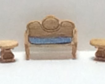 New - 144th Inch Scale Furniture Kits Victorian Style Living Room
