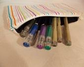 Pencil Pouch, Makeup Bag, Gadget Case, Medicine Bag, Artists Storage Bag, Medicine Pouch, Makeup Pouch