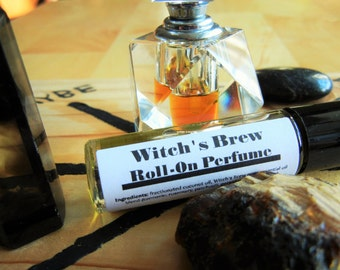 Witch's Brew Roll-On Perfume